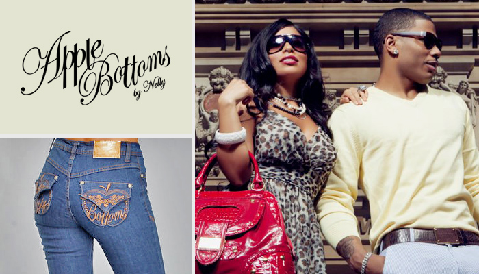 Apple Bottom Jeans By Nelly Ye Jean