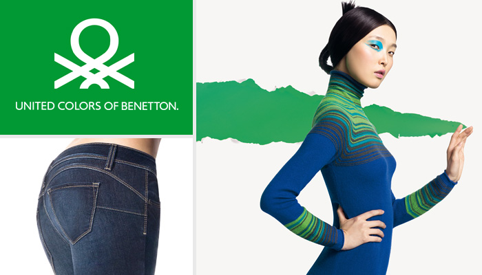 united colors of benetton denim jeans fashion week