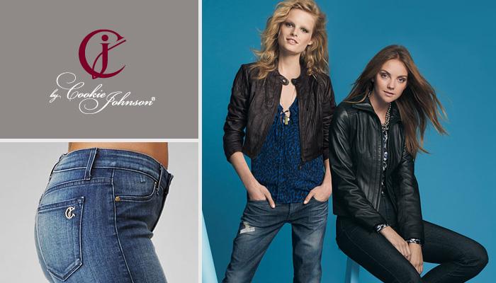 Cj By Cookie Johnson Denim Jeans Fashion Week Runway