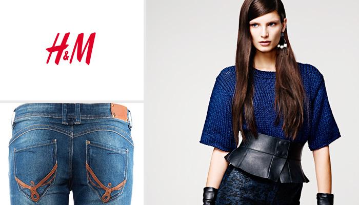 H Amp M Jeans Denim Jeans Fashion Week Runway Catwalks