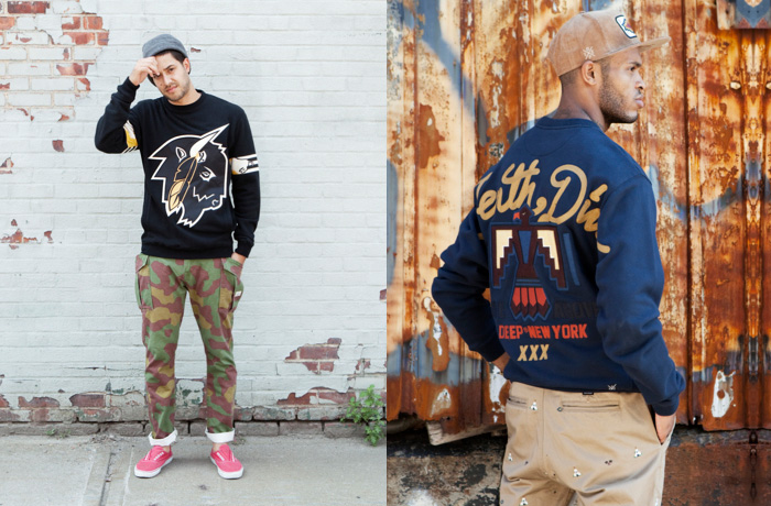 10 Deep 2012 Fall Lookbook Delivery 2 Denim Jeans