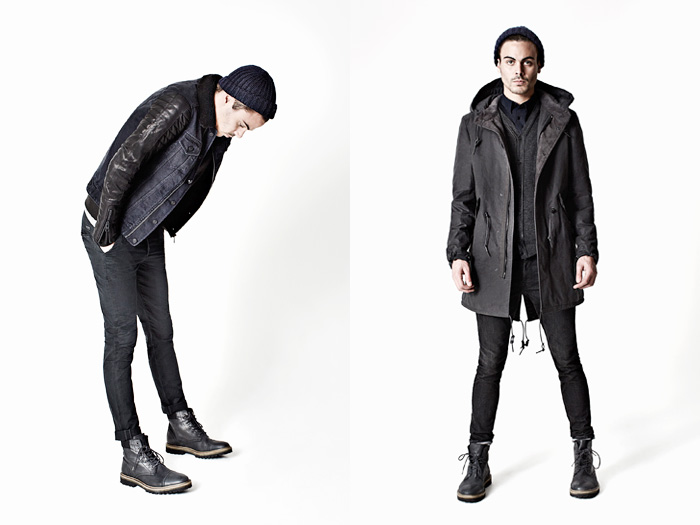 denim jacket men lookbook - photo #47