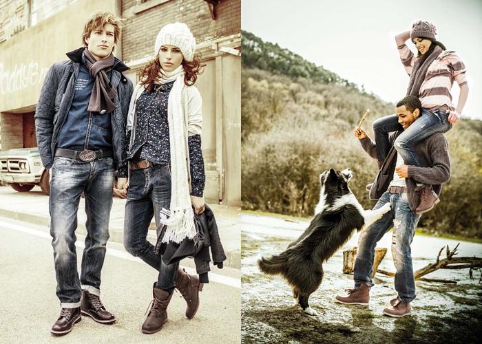 DEVE(R)GO' 2012-2013 Fall Winter Catalogue: Designer Denim Jeans