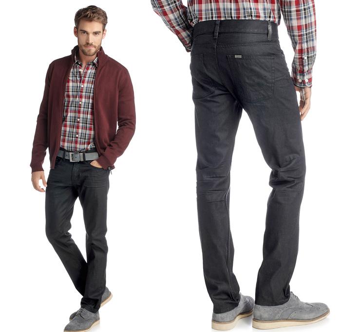Men black jeans style – Global fashion jeans models