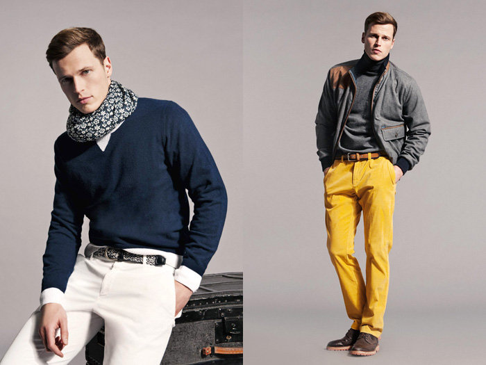Fa 231 Onnable 2012 2013 Fall Winter Mens Collection Denim