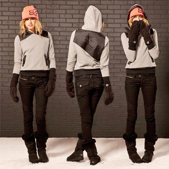 Fox Girls 2012-2013 Winter Holiday Looks