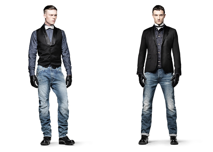 G Star Raw Correct The Midnight Collection For 2012 2013