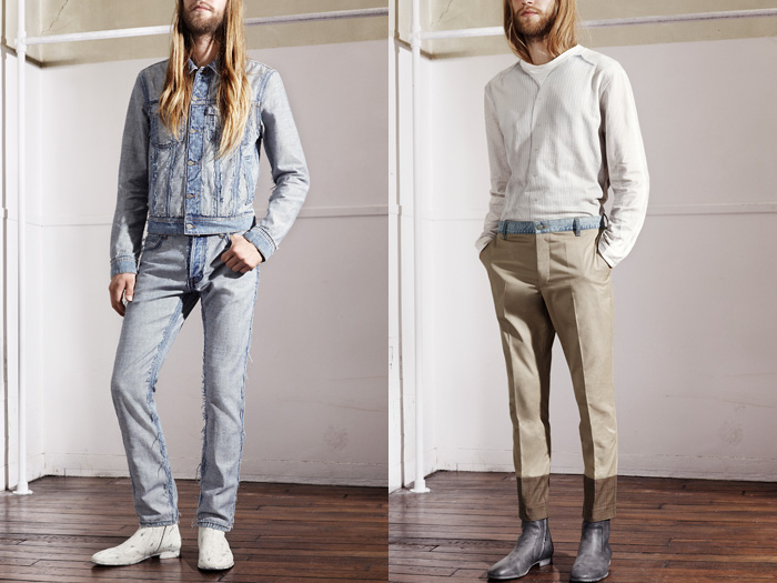 Maison Martin Margiela With H Amp M 2012 2013 Fall Winter Mens