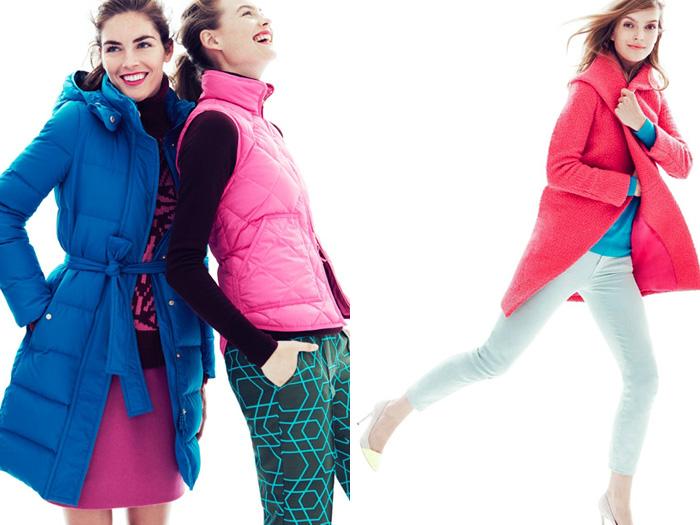 J.Crew 2012-2013 Winter Womens Coats and Outerwear. « 81a564d2d