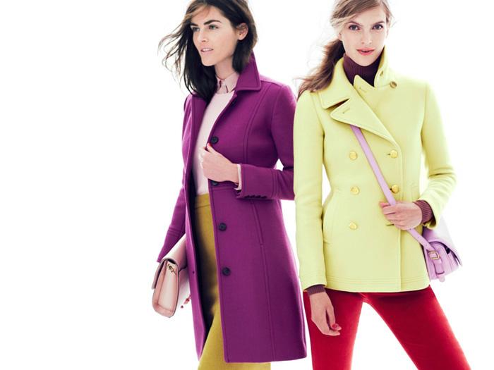 J.Crew 2012-2013 Winter Womens Coats and Outerwear  Designer Denim Jeans  Fashion 657ebbbf4