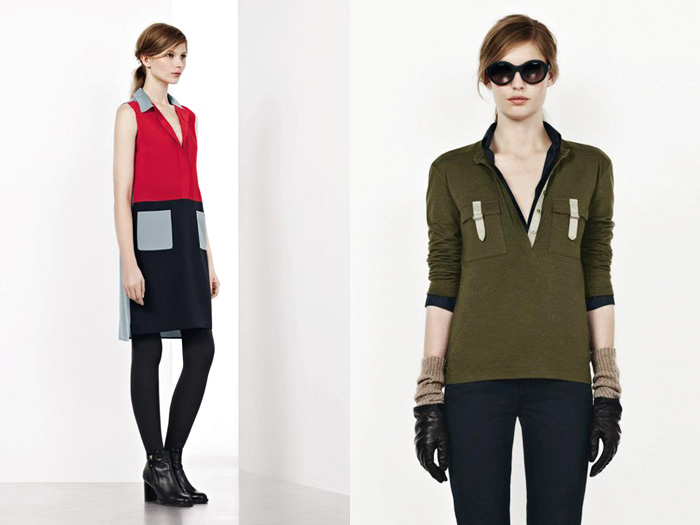 df54c69dd93 Lacoste 2012-2013 Fall Winter Womens Collection. «
