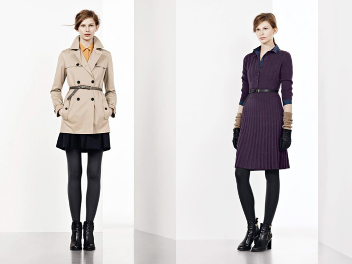 Lacoste 2012-2013 Fall Winter Womens Collection