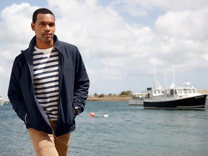 Nautica 2012 2013 Fall Winter Mens Campaign Denim Jeans