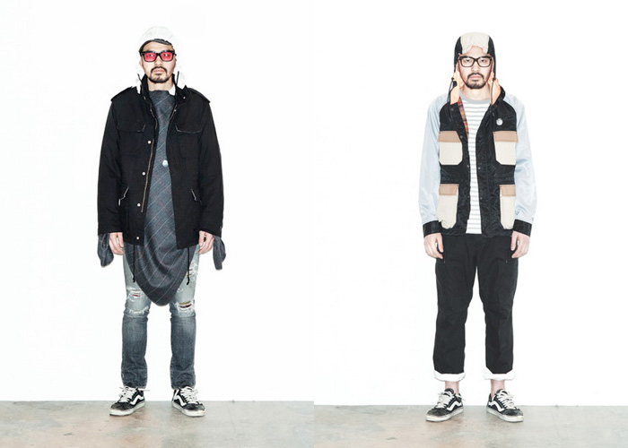 Swagger Trash Town 2012-2013 Fall Winter Collection