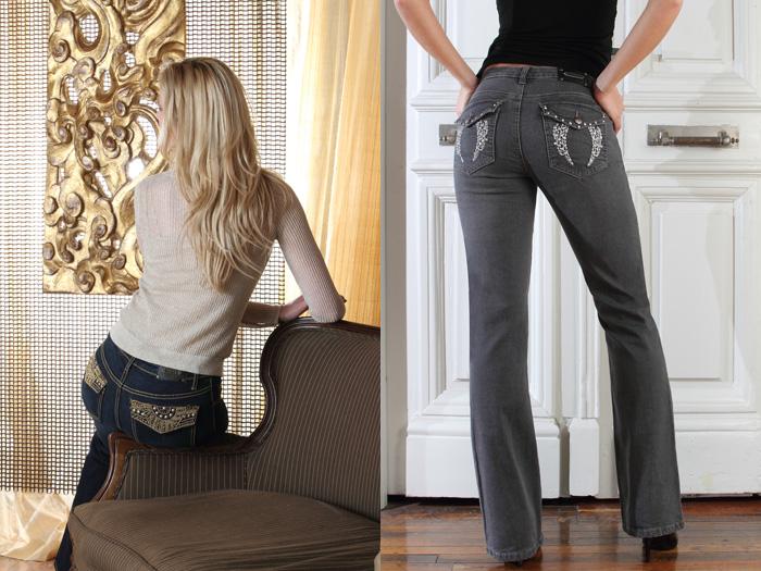 Tru Luxe Jeans 2012 Fall Womens Lookbook Denim Jeans