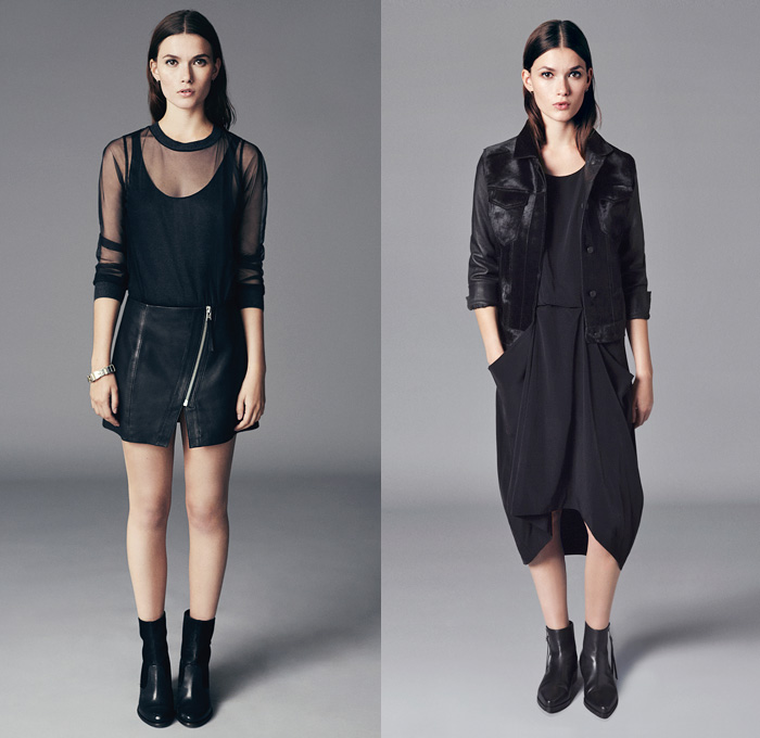 Allsaints 2013 Fall September Womens Lookbook Picks