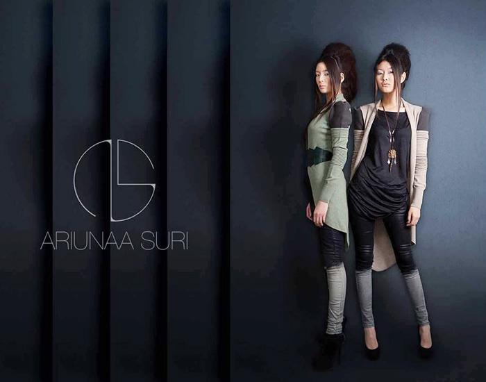 ARIUNAA SURI 2013-2014 Fall Winter Womens Looks: Designer Denim Jeans
