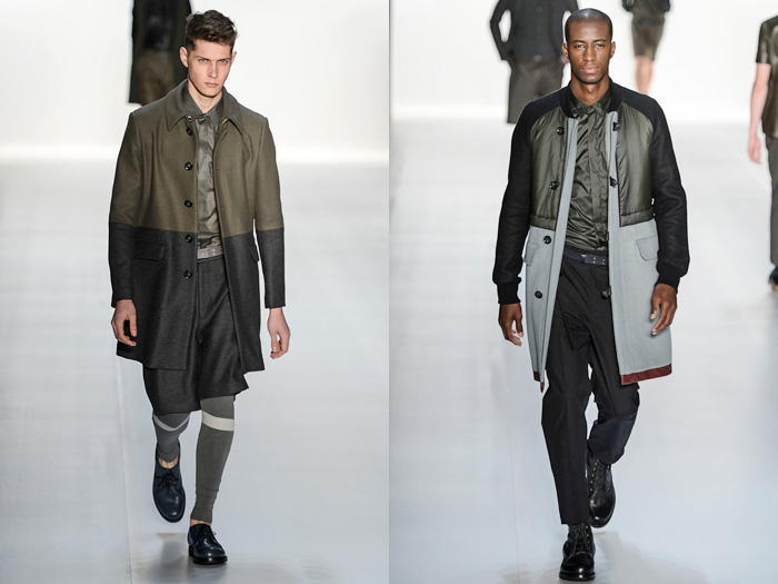 Men's Fall Fashion Trends 2013