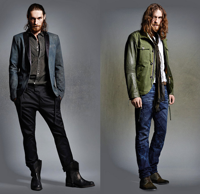 Diesel 2013-2014 Fall Winter Preview Mens Collection ...