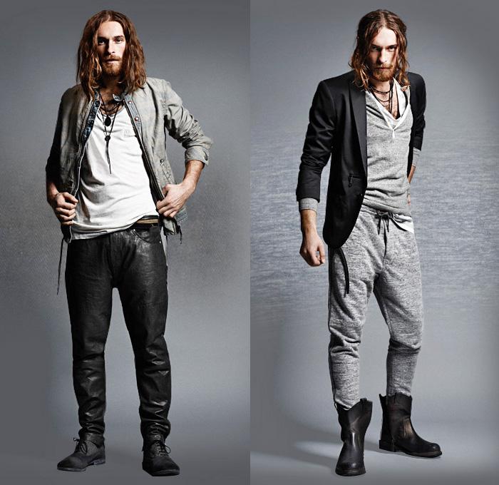 denim jacket men lookbook - photo #22