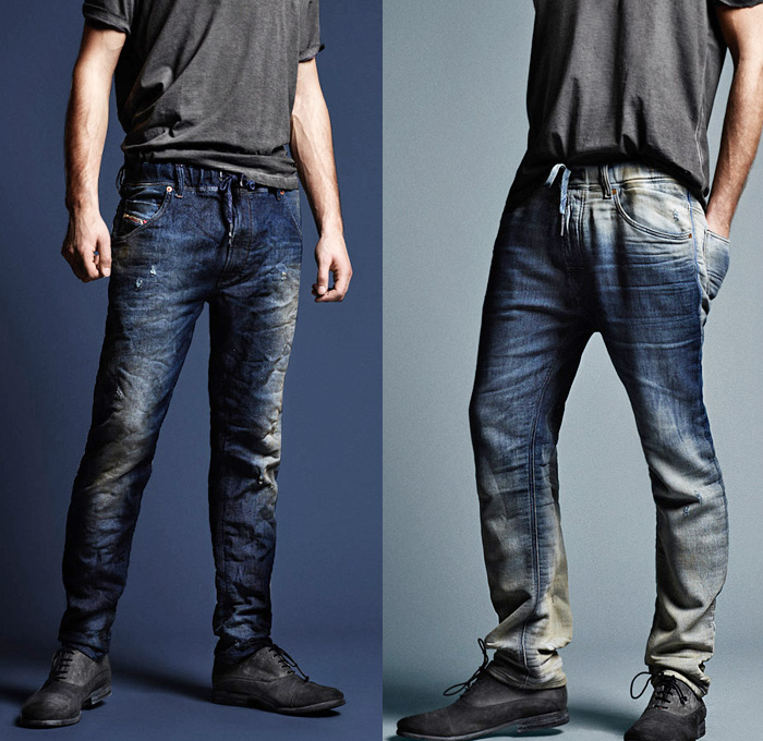 Jean Sweatpants For Men