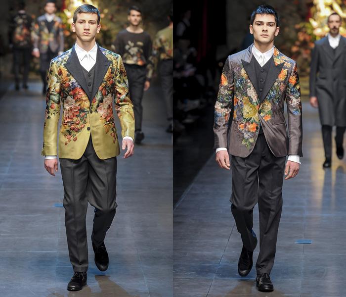 Dolce   Gabbana 2013-2014 Fall Winter Mens Runway Collection  Designer  Denim Jeans Fashion 1dc0d309bdc