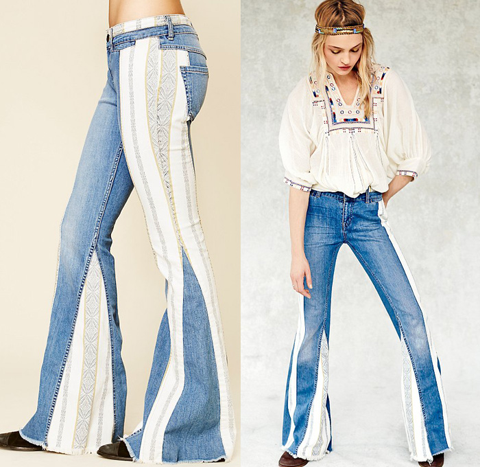 Flare Jeans Womens