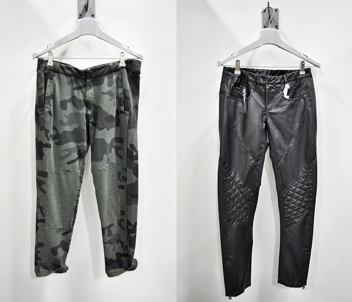 G-Star RAW Top Picks 2013-2014 Fall Winter from Project Las Vegas: Designer Denim Jeans Fashion: Season Collections, Runways, Lookbooks and Linesheets