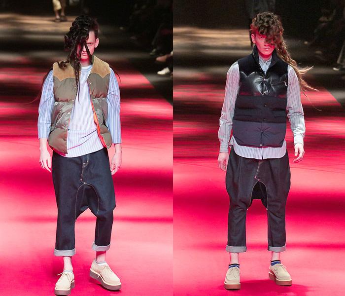 Dark Brown Mens Jeans