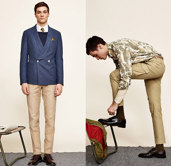 Assez GANT Rugger 2013 Pre Fall Mens Lookbook | Denim Jeans Fashion Week  PY35