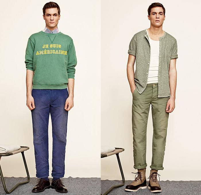 Préférence GANT Rugger 2013 Pre Fall Mens Lookbook | Denim Jeans Fashion Week  DJ85