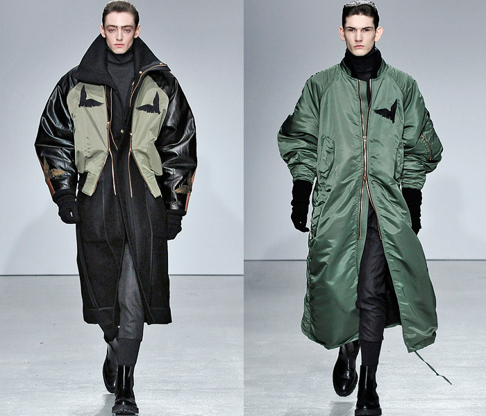 Juun J 2013 2014 Fall Winter Mens Runway Collection