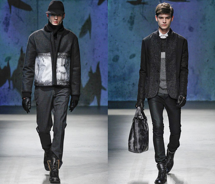 Men's Winter Fashion 2014