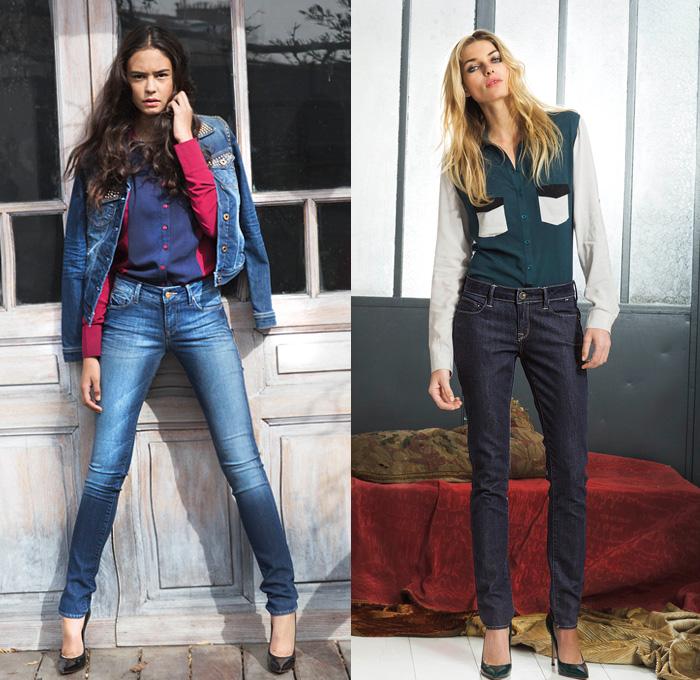 Mavi 2013 2014 Fall Winter Collection Denim Jeans