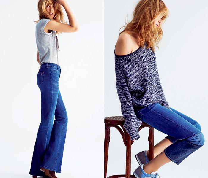 Mih Jeans 2013 Pre Fall Womens Lookbook Denim Jeans