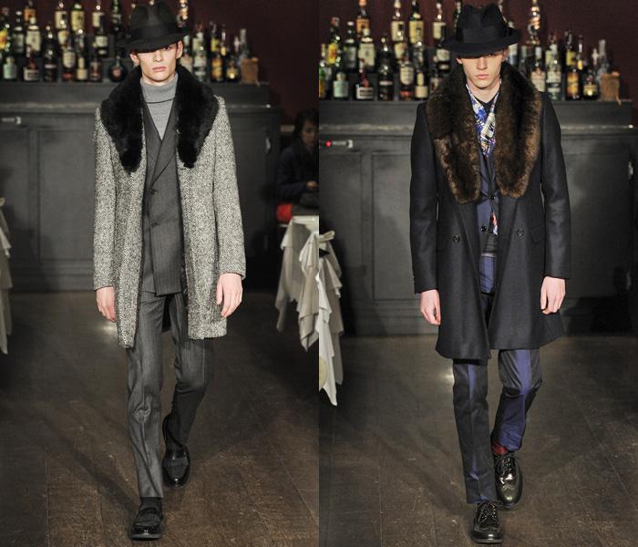 Moschino 2013-2014 Fall Winter Mens Runway Collection: Designer Denim ...
