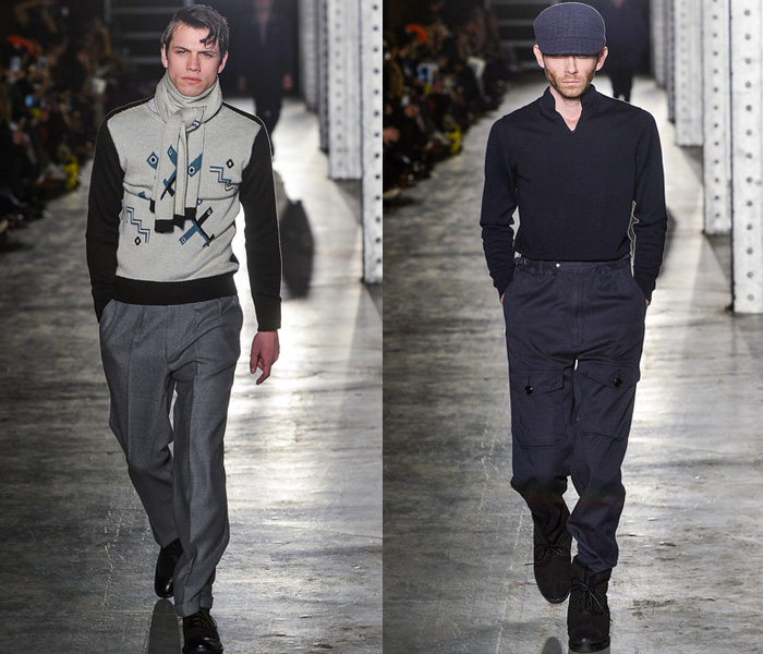 HOOLYWOOD 2013-2014 Fall Winter Mens Runway Collection: Designer