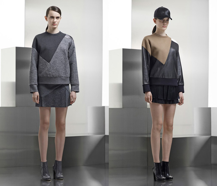 Neil Barrett 2013 2014 Fall Winter Womens Runway