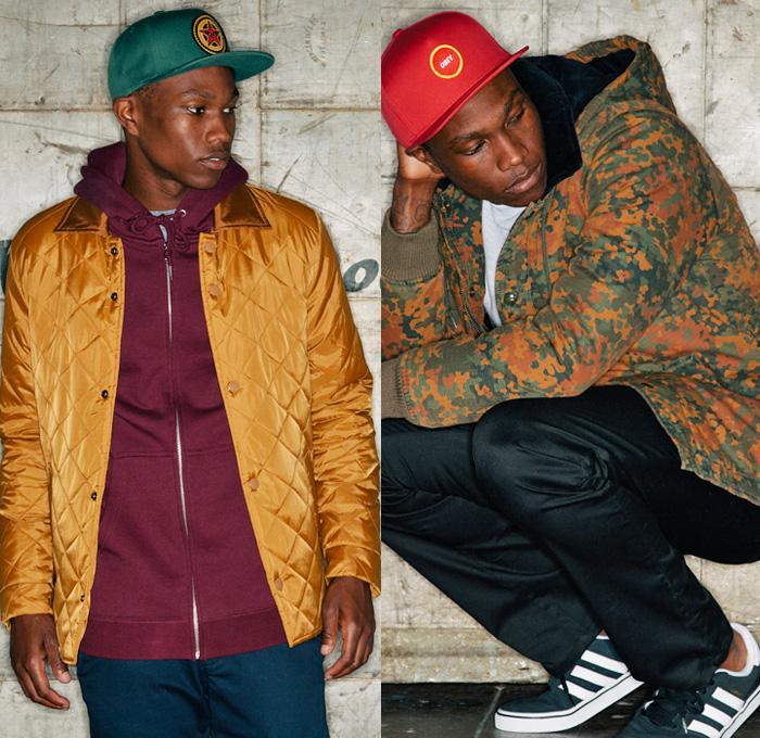 Obey Clothing 2013 Fall Mens Lookbook Denim Jeans