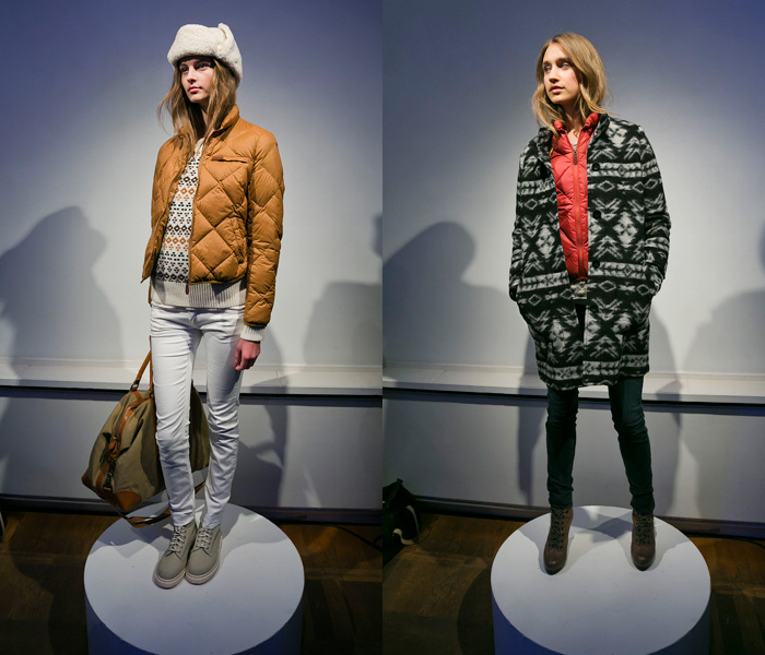 Peak Performance 2013-2014 Fall Winter Presentation: Designer Denim