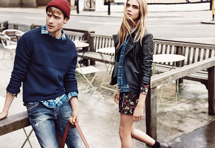 Pepe Jeans London 2013 2014 Fall Winter Ad Campaign