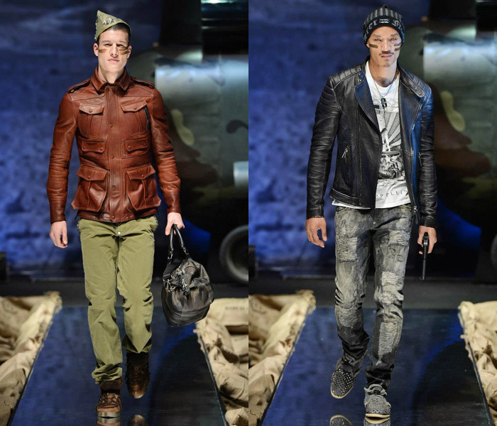 Philipp Plein Fw  Fashion Show