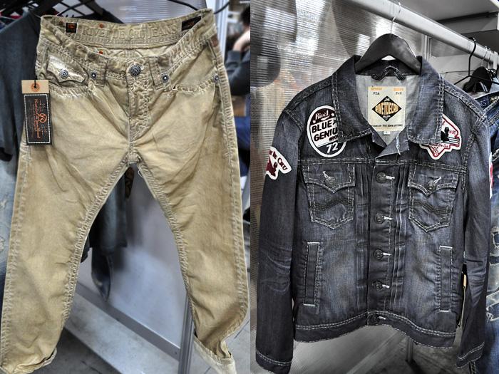 Rivet De Cru Top Picks Mens 2013-2014 Fall Winter from Project Las Vegas: Designer Denim Jeans Fashion: Season Collections, Runways, Lookbooks and Linesheets