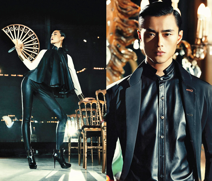 shanghai tang 2013 fall winter ad campaign