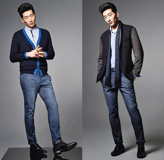 Shanghai Tang 2013-2014 Fall Winter Mens Lookbook Collection: Designer ...
