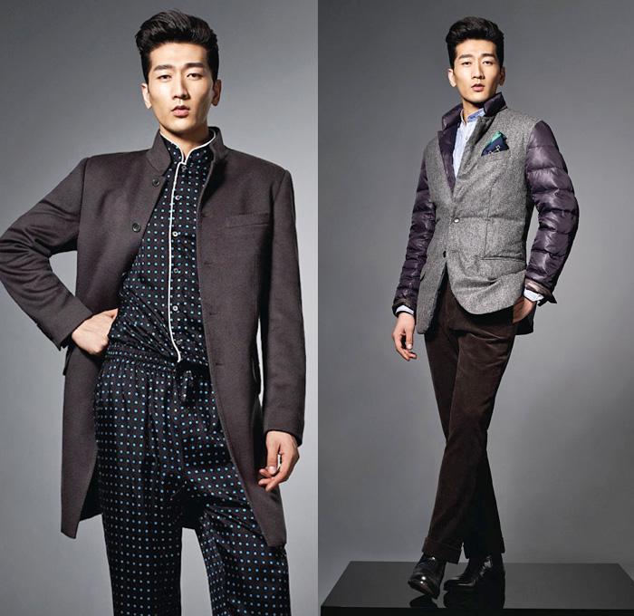 Winter Scarves Mens Fashion