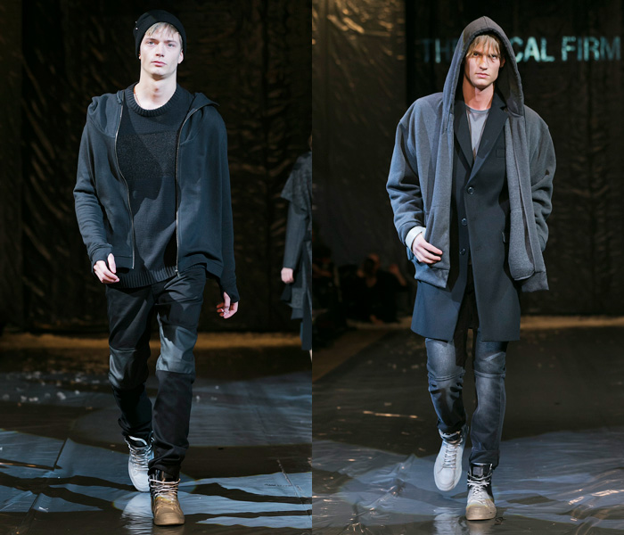 The Local Firm 2013-2014 Fall Winter Runway