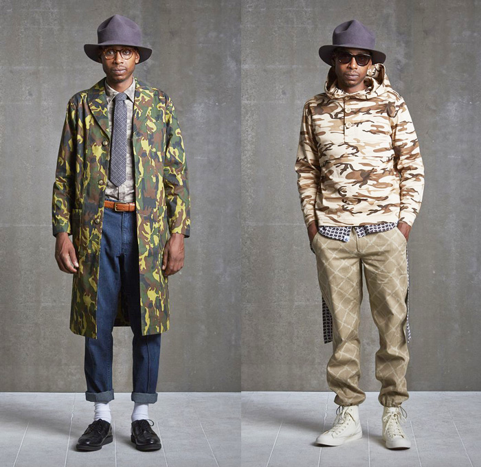 wisdom apparel taiwan 20132014 fall winter mens lookbook