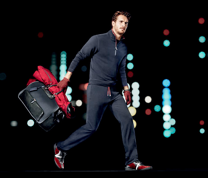 Zegna Sport 2013-2014 Fall Winter Ad Campaign