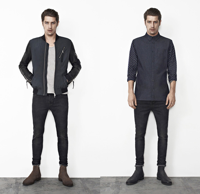 denim jacket men lookbook - photo #10
